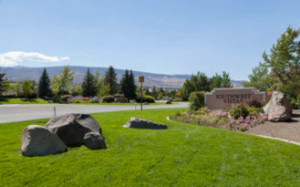 Southwest Vistas community in Reno, Nevada