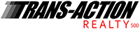 Trans-Action Realty 500 logo